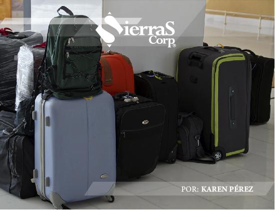 Guía de equipaje personal y franquicias para pasajeros provenientes del extranjero