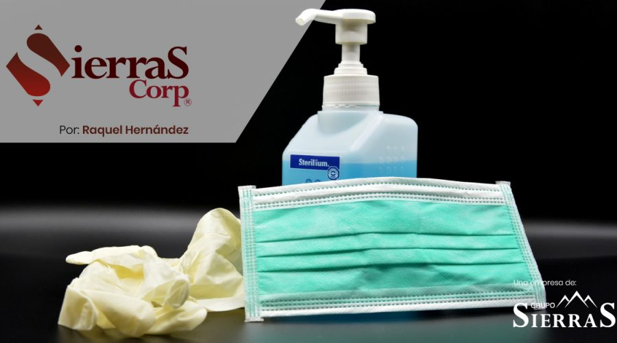 Facilidades para importar gel antibacterial y cubrebocas