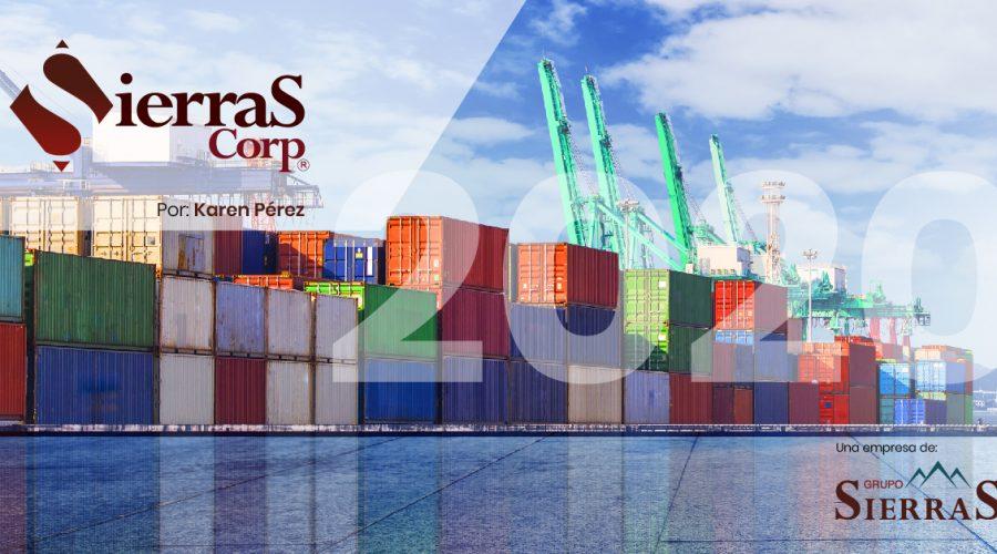 Comercio Exterior Mexicano: Números en lo que va de 2020