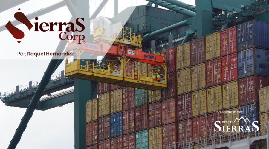 Participación de las comercializadoras en el comercio exterior