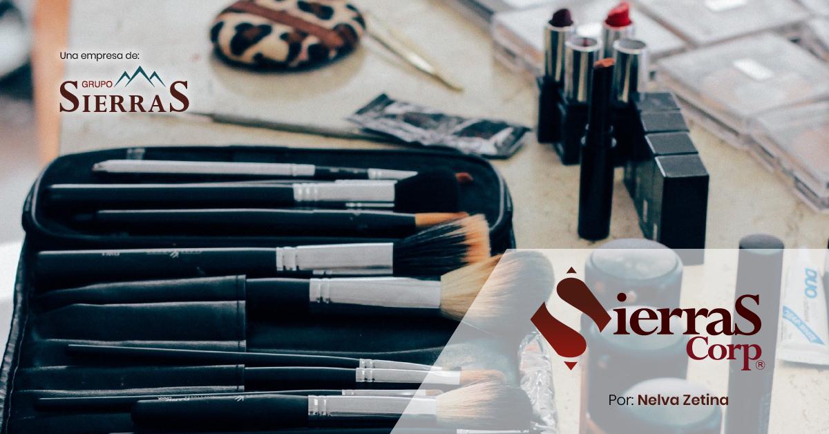 La importación de cosméticos en México.