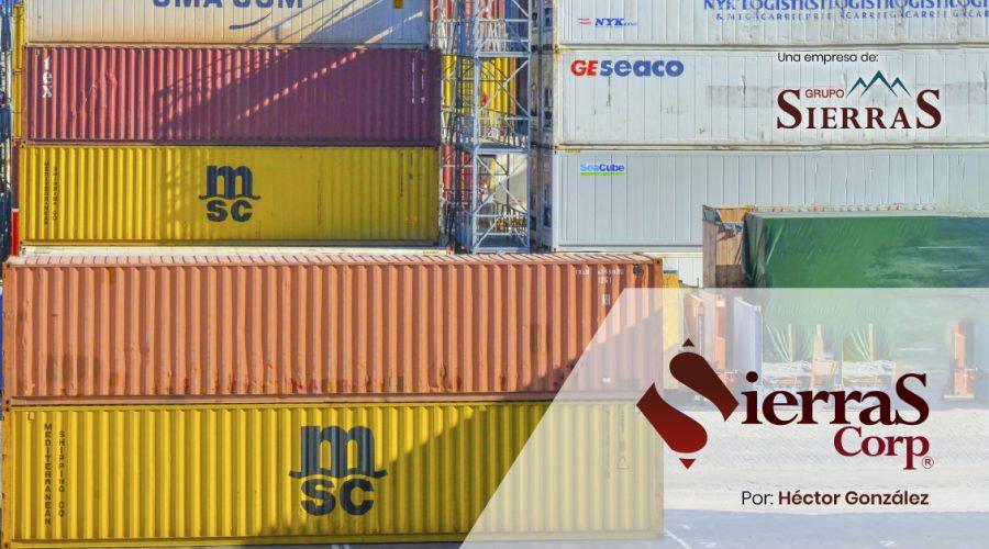 Importancia de las cargas consolidadas en operaciones de comercio internacional