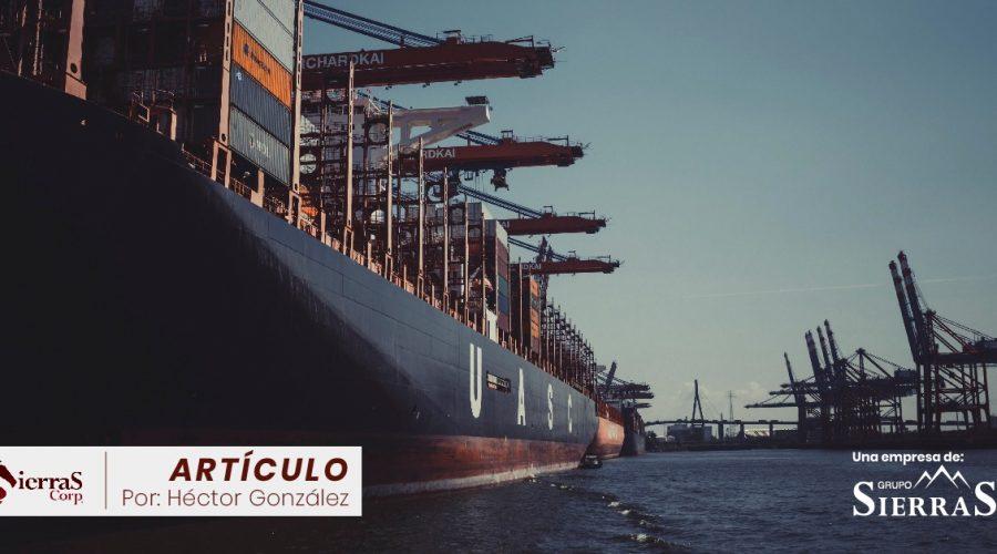 Los 3 grandes pasos marítimos del comercio mundial, además del Canal de Suez.