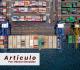 Las navieras más importantes en el transporte de contenedores